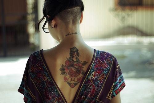 [新聞] 怎麼洗紋身呢?紋身怎麼洗掉呢?